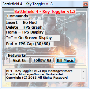 Key battlefield 4 : pitaniesug ga