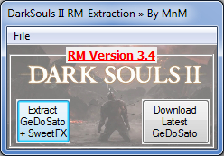 Dark Souls II - RM-Extraction